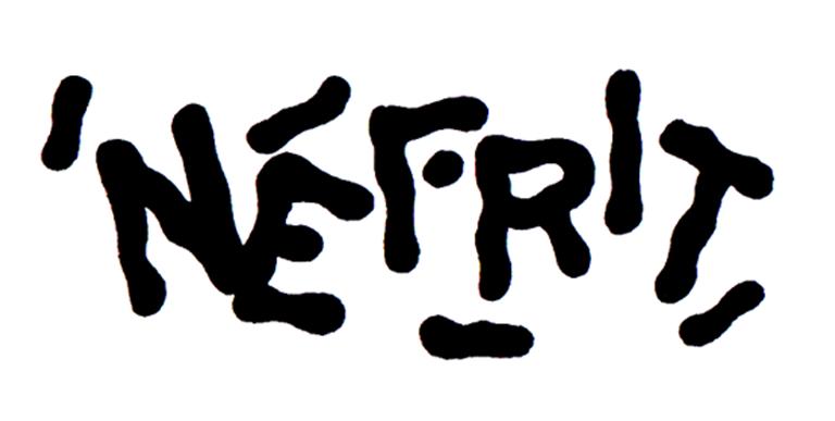 logo nefrit artist mobile
