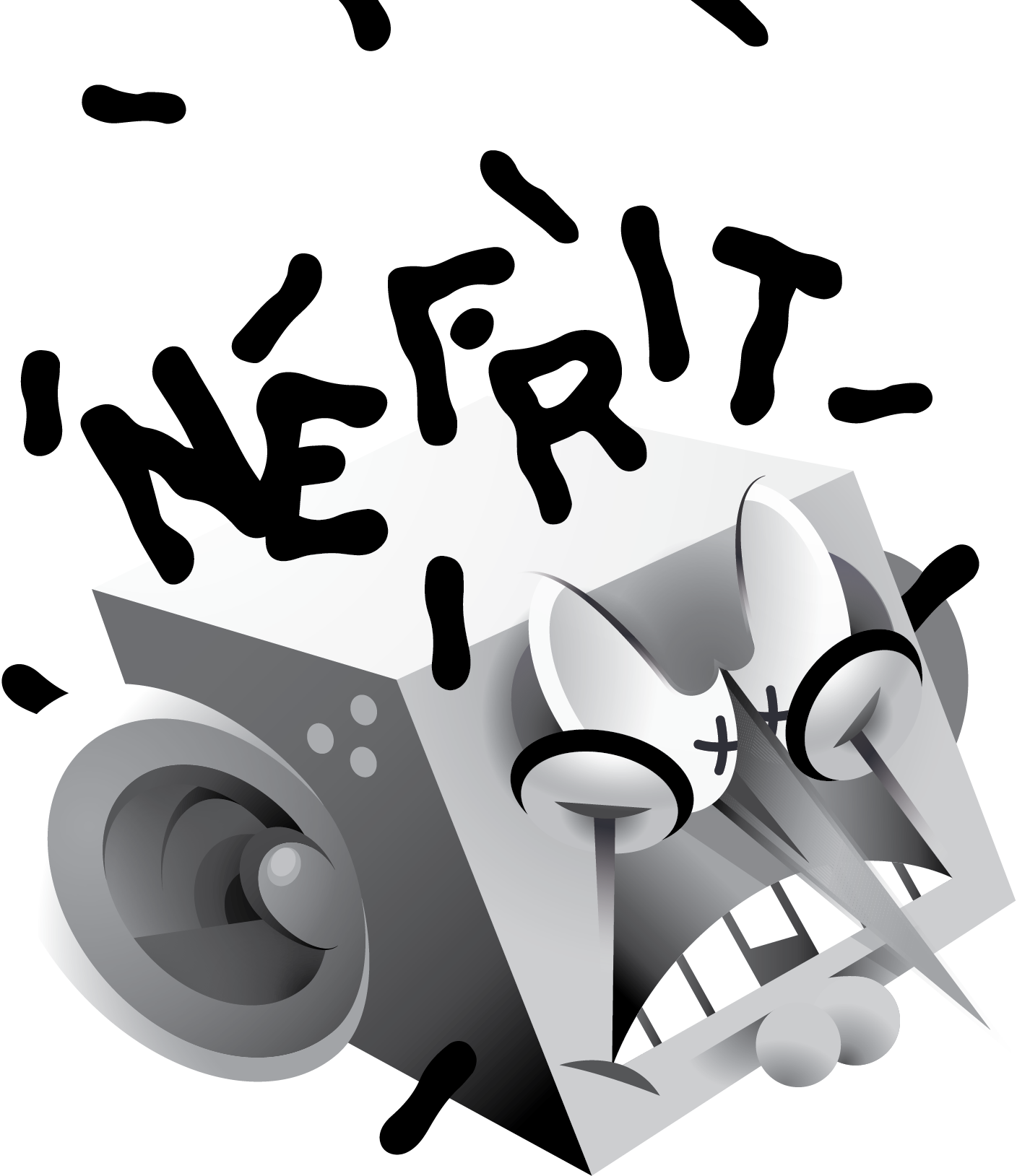 nefrit artist logo